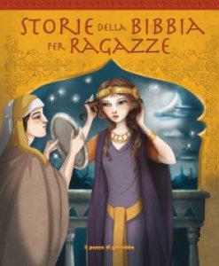 Copertina di 'Storie della Bibbia per ragazze'