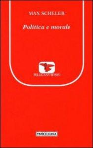 Copertina di 'Politica e morale'