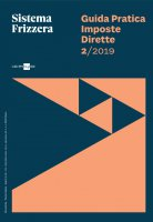Guida Pratica Imposte Dirette 2/2019 - Sistema Frizzera - Studio Associato CMNP