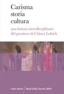 Copertina di 'Carisma storia cultura'
