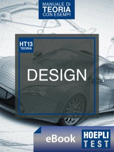 Copertina di 'Hoepli Test 13 - Design'