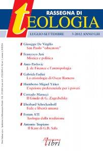 Rassegna di Teologia 2012 - n. 3