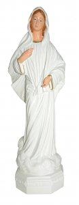 Copertina di 'Statua da esterno della Madonna di Medjugorje in materiale infrangibile, dipinta a mano, da circa 30 cm'