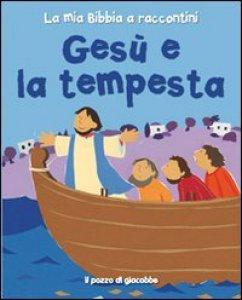 Copertina di 'Gesù e la tempesta'