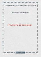 Filosofia ed economia - Totaro Francesco