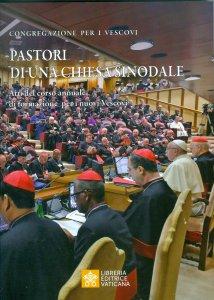 Copertina di 'Pastori di una Chiesa Sinodale'