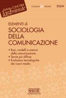 Elementi di Sociologia della Comunicazione