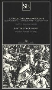 Copertina di 'Il Vangelo secondo Giovanni-Lettere di Giovanni'
