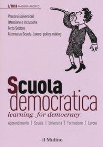 Copertina di 'Scuola democratica. Learning for democracy (2018)'