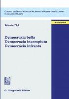 Democrazia bella. Democrazia incompiuta. Democrazia infranta - Rolando Pini