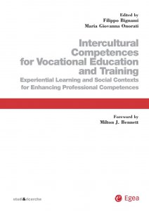 Copertina di 'Intercultural Competences for Vocational Education and Training'