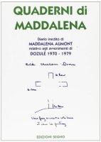 Quaderni di Maddalena - Aumont Maddalena