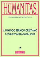 Humanitas. 2/2015: Il dialogo ebraico-cristiano