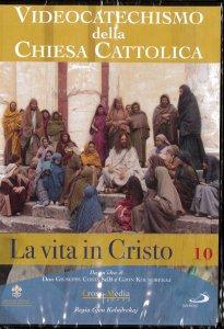 Copertina di 'Videocatechismo della Chiesa Cattolica, vol.10'