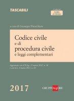 Codice civile e di procedura civile e leggi complementari - Giuseppe Giuseppe Finocchiaro
