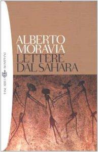 Copertina di 'Lettere dal Sahara'