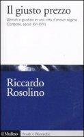 Il giusto prezzo - Rosolino Riccardo