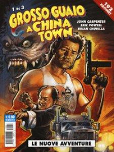 Copertina di 'Grosso guaio a China Town'