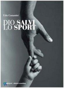 Copertina di 'Dio salvi lo sport'