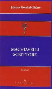 Copertina di 'Machiavelli scrittore.'