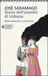 Copertina di 'Storia dell'assedio di Lisbona'