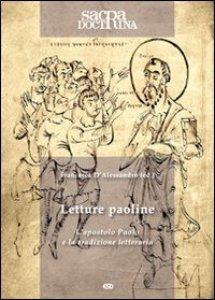 Copertina di 'Letture paoline. Sacra Doctrina 2010 01. L'apostolo Paolo e la tradizione letteraria'