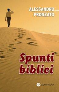 Copertina di 'Spunti biblici'