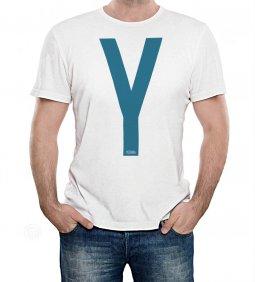 Copertina di 'T-shirt Yeshua blu - taglia XL - uomo'