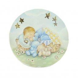 Copertina di 'Icona a mezza sfera con LED per bambino - dimensioni 10x10 cm'