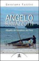 Angelo Ramazzotti. - Gerolamo Fazzini
