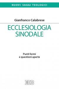 Copertina di 'Ecclesiologia sinodale'