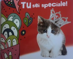 Copertina di 'Tu sei speciale!'