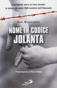 """Copertina di 'Nome in codice """"Jolanta""""'"""
