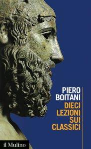 Copertina di 'Dieci lezioni sui classici'