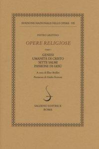 Copertina di 'Opere religiose'