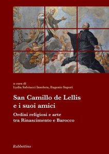 Copertina di 'San Camillo de Lellis e i suoi amici'