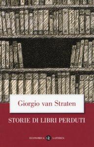 Copertina di 'Storie di libri perduti'