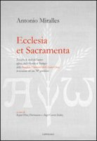 Ecclesia et sacramenta - Miralles Antonio
