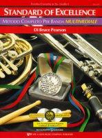 Standard of excellence. Metodo completo per banda multimediale. Tromba/cornetta in Sib. Livello 1. Con 2 CD-Audio - Pearson Bruce