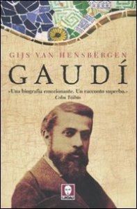 Copertina di 'Gaudí'