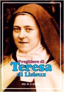 Copertina di 'Preghiere di Teresa di Lisieux'