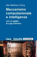 Meccanismo computazionale e intelligenza - Alan M. Turing