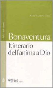 Copertina di 'Itinerario dell'anima a Dio. Testo latino a fronte'