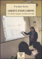 Libertà d'educazione - Lessi Valerio