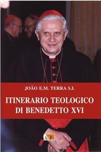 Copertina di 'Itinerario teologico di Benedetto XVI'
