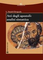 Atti degli apostoli: analisi sintattica - Leslaw Daniel Chrupcala