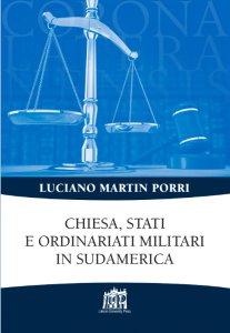 Copertina di 'Chiesa, Stati e Ordinariati Militari in Sudamerica'