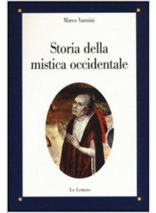 Copertina di 'Storia della mistica occidentale'