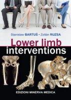 Lower limb interventions - Bartus Stanislaw, Ruzsa Zoltan