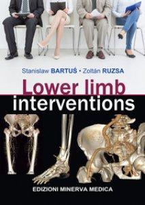 Copertina di 'Lower limb interventions'
